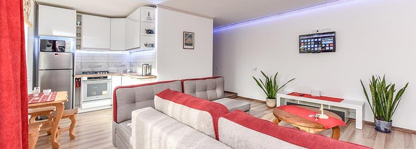 Neries apartamentai - butai Palanga - 1