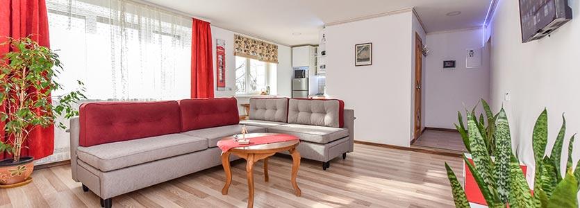 Neries apartamentai - butai Palanga - 2