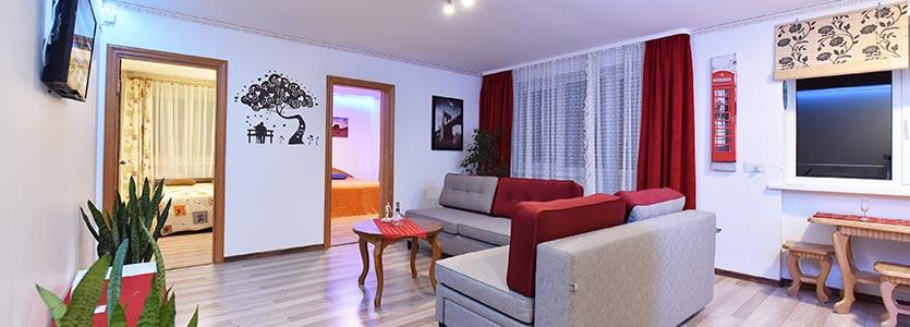 Neries apartamentai - butai Palanga - 3