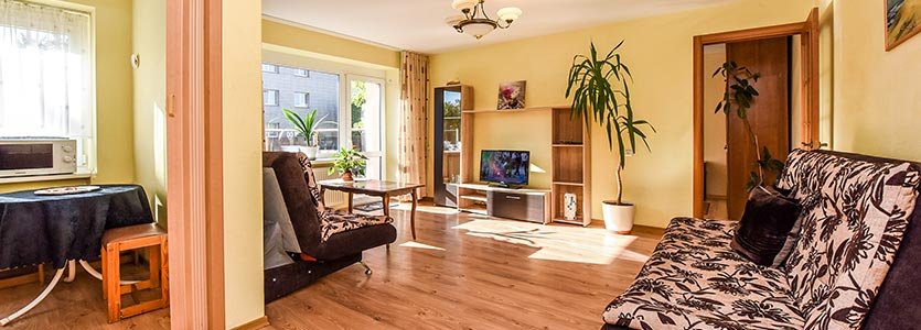 Neries apartamentai - butai Palanga - 5